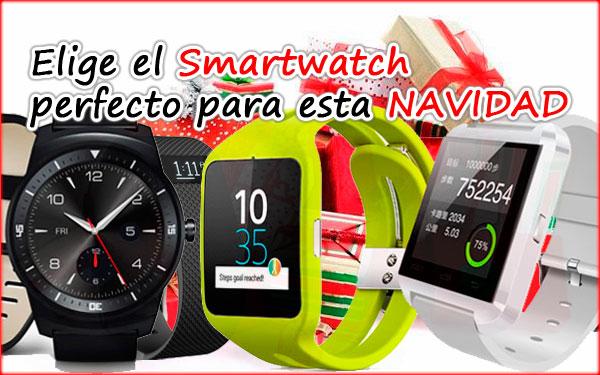 e69ec1ef72fe A qué persona vas a regalar y te diré que Smartwatch comprar ...