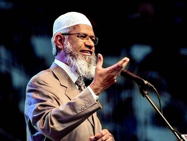 Rasis, Zakir Naik Dilarang Ceramah di Seluruh Malaysia Demi Keamanan Nasional