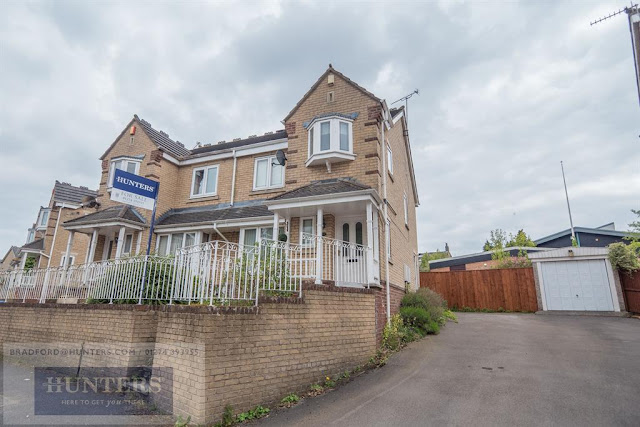 This Is Bradford Property - 3 bed semi-detached house for sale Scholars Walk, Eccleshill, Bradford BD2