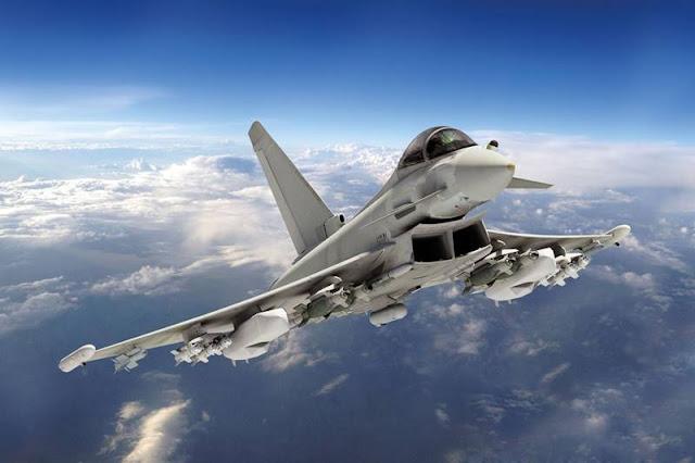 Bangladesh buy Leonardo Eurofighter