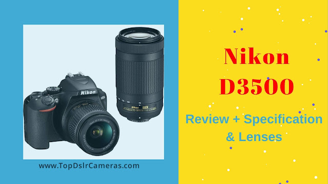 Nikon D3500 DSLR Lenses And Review