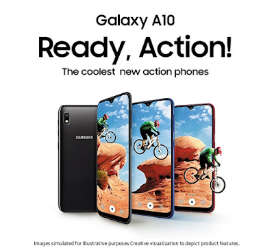 Samsung Galaxy A10 Phone Ka Jankari