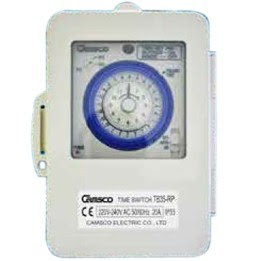 Camsco Electric Rainproof TB Series Time Switch IP-53
