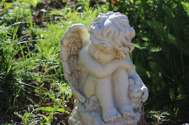 Not Praying To Angels, Living from Glory To Glory Blog
