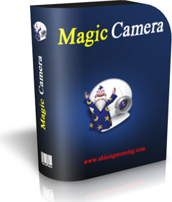 Magic Camera: Percantik Efek Pada Webcame