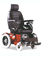 Karma KP 45.3 Power Wheelchair