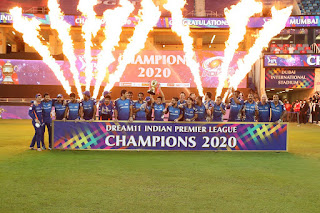 DC vs MI IPL Final 2020 Highlights