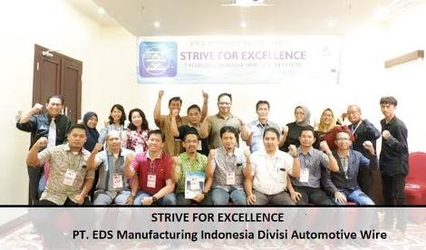 Lowongan Kerja Operator Produksi PT. EDS Manufacturing Indonesia Serang