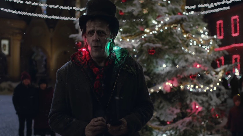 apple 2016 christmas commercial frankies