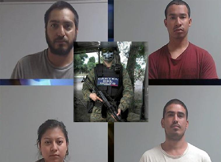 """""""Lo encontramos en el suelo, le apuntaban con un arma"""" en Texas miembros del CDG levantan a vato que les debía 500 mil dolares y son detenidos"""