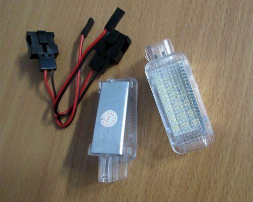 Lampu LED Plat Nomor Audi-A3-A4-A6-A8-RS4-RS6-Q7