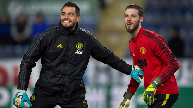 Solskjaer phán quyết vị trí thủ môn của MU: De Gea hay ai là người ra đi? 2
