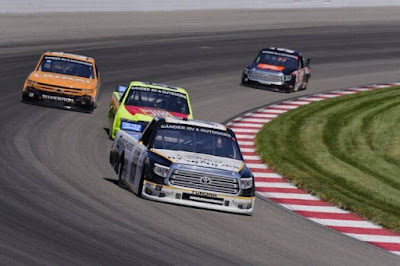 Derek Kraus: 2021 NCWTS aT Gateway: Race Preview