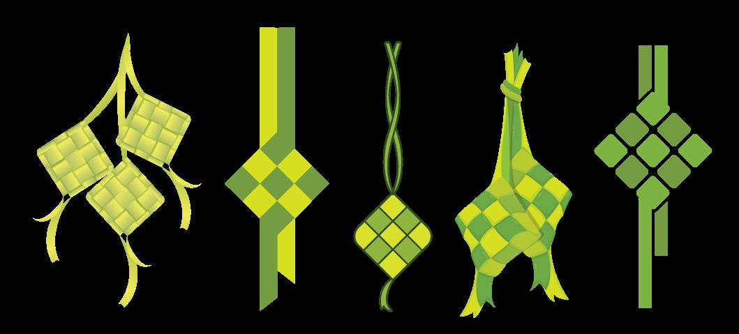 logo ketupat png