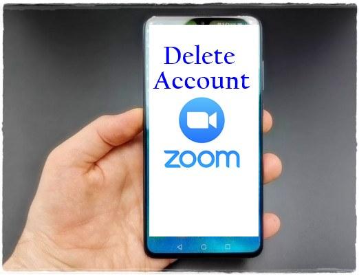 Cara Menghapus Akun Zoom Dan Hapus Akses Akun Zoom Yang Tehubung Dengan Facebook Dan Gmail Di HP Android