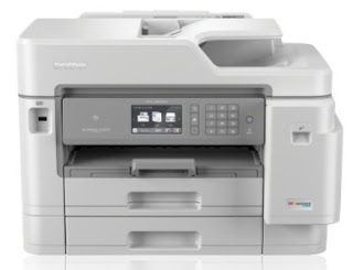 Brother MFC-J5945DW INKvestment Tank Color Inkjet All-in-One Printer Driver, Manual And Setup