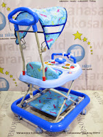 Baby Walker Family FB1827 Car Music Melodies with Lamp - Kanopi