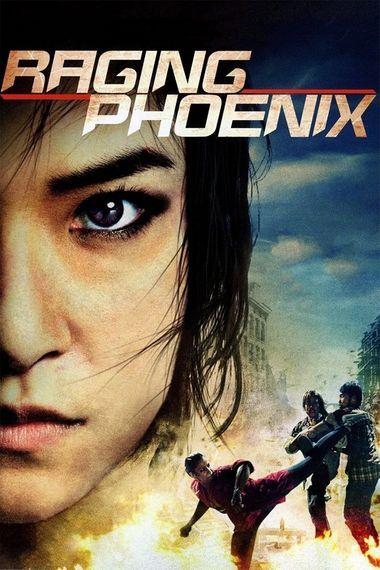 Raging Phoenix 2009 480p 350MB BRRip Dual Audio [Hindi - Thai]