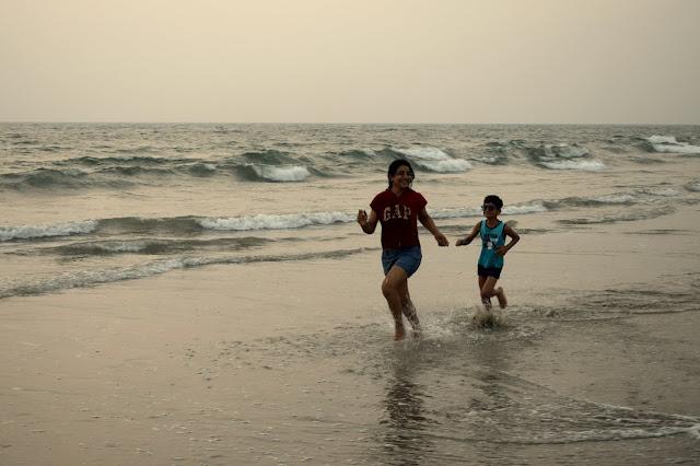 Betalbatim Beach, Goa