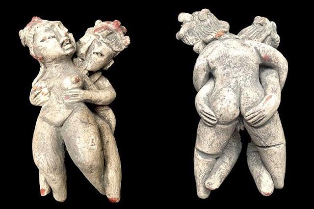 Prácticas sexuales prehispánicas que horrorizaron a los conquistadores