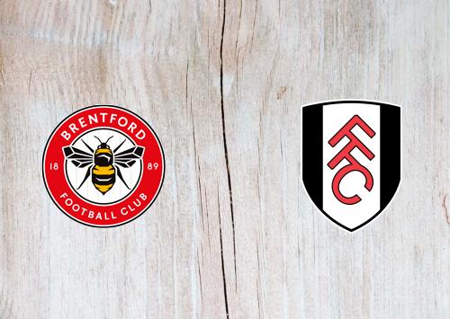 Brentford vs Fulham -Highlights 01 October 2020