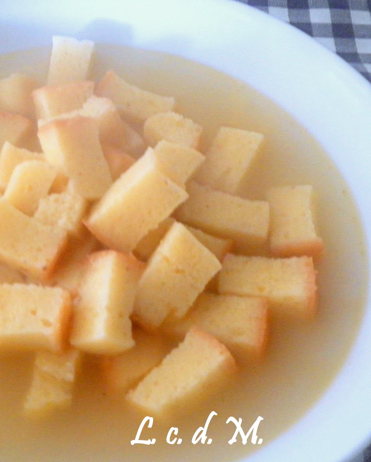 Ricetta per zuppa imperiale senza semolino