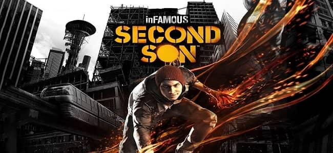 InFAMOUS Second Son v1.07 PS4 Hen [PKG]