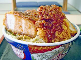 ソースカツ丼 / 若竹 (喜多方市)