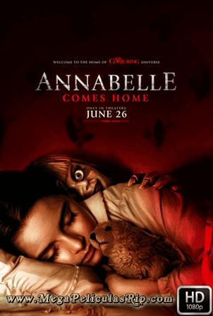 Annabelle 3 1080p Latino