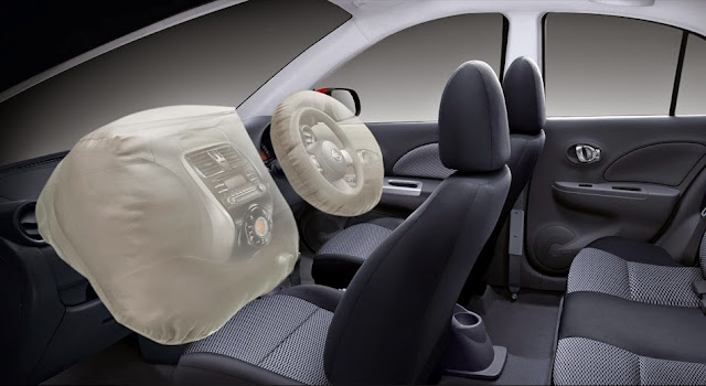 NEW DUAL SRS AIRBAG