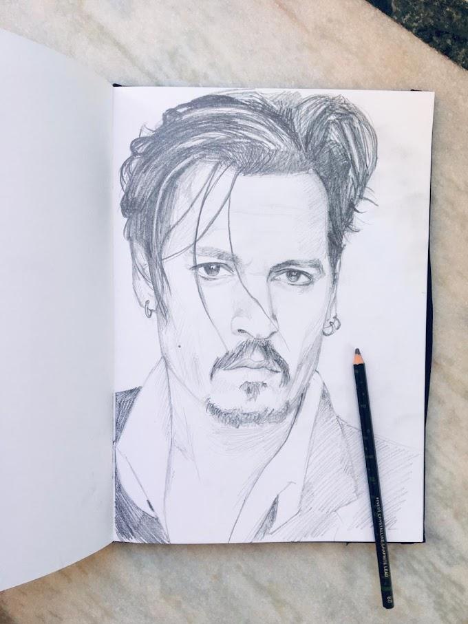 Johnny Depp - 40 minutes portrait