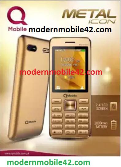 qmobile metal icon flash file cm2