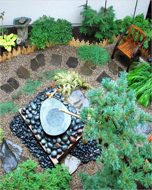 small garden landscape design panner ideas