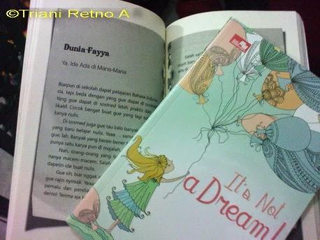 Novel remaja its not a dream