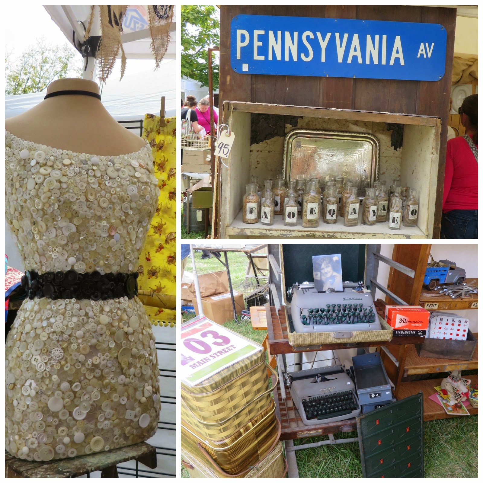 JuNxtaposition: Country Living Fair Columbus