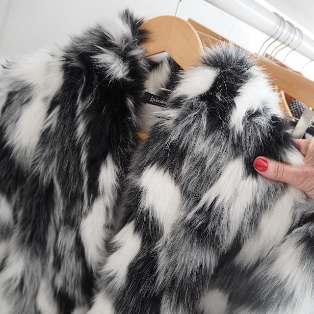 What-Lizzy-Loves-Kaleidoscope-AW17-Press-Day-Black-White-Faux-Fur-Jacket-detail