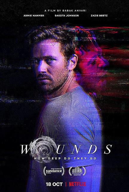 Sinopsis Film Wounds (2019) - Dakota Johnson, Armie Hammer