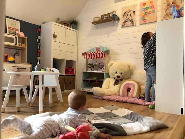salle de jeu enfants