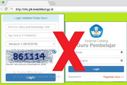 Cara Mudah Melihat Info GTK Tanpa Username Dan Password