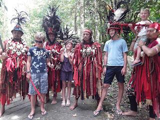 20 Jours Voyage Famille Ferraille a Sulawesie