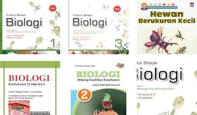 Buku Pelajaran Biologi SMA/MA Kurikulum 2006