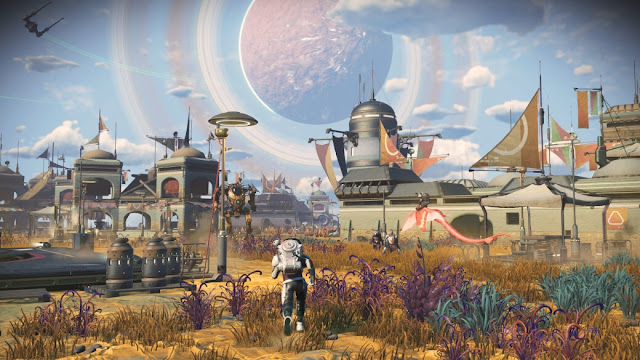 No Mans Sky Frontiers PC Full