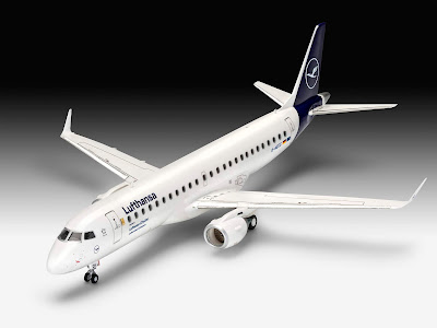 "Embraer 190 Lufthansa ""New Livery"" picture 2"