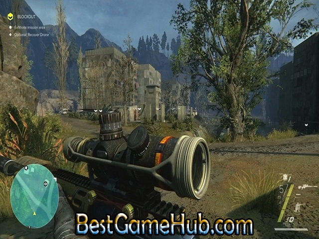 Sniper Ghost Warrior 3 Compressed PC Repack Game Download