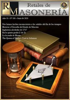 Retales Masonería 108 – Junio 2020