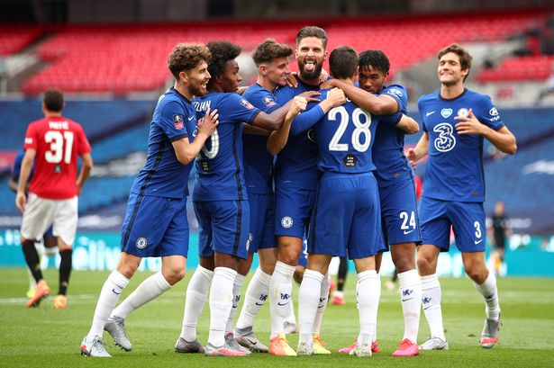 Manchester United 1-3 Chelsea - Frank Lampard s boys spoil the Bruno Fernandes party.