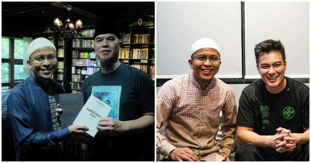Ustadz Fatih Karim Belajar Islam dimana