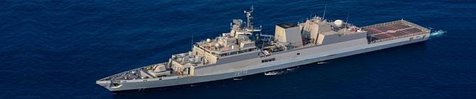 Indian Navy Adopts Roadmap For Synergising Aim of 'Blue Water Operations With A Green Footprint'