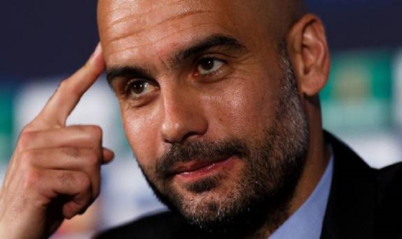 Ke(tidak)nyamanan Pep Guardiola