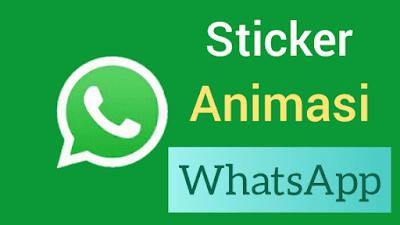 Sticker Animasi WhatsApp Fitur Terbaru Sudah Bisa Digunakan